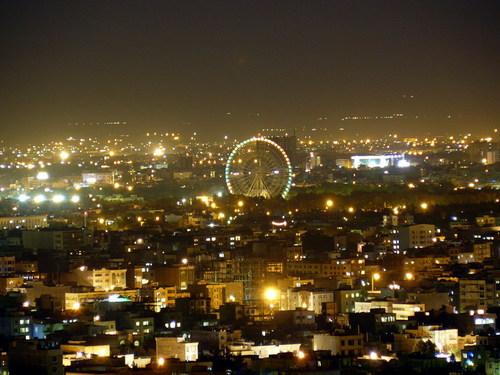 مشهد . چشم انداز بیست ساله